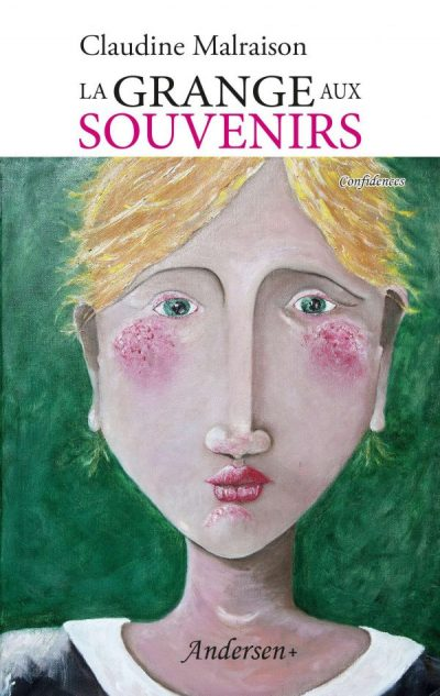 """La couverture du livre """"La Grange aux souvenirs"""""""